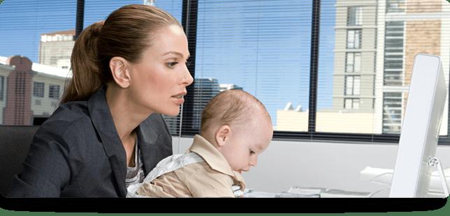 Συμβουλές και πρακτικές λύσεις για την εργαζόμενη μητέρα