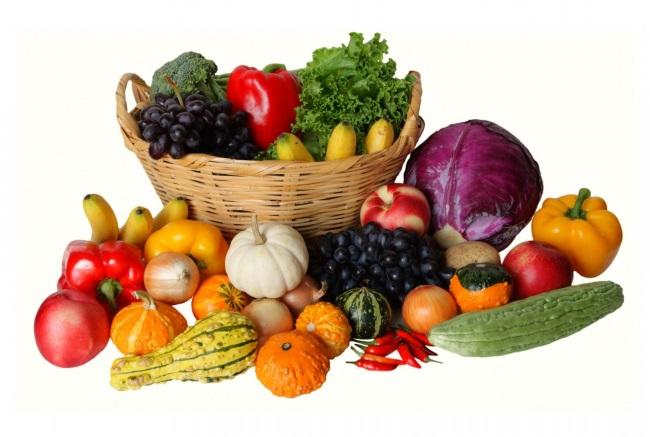Μάθετε πως να πλένετε σωστά τα φρούτα και τα λαχανικά