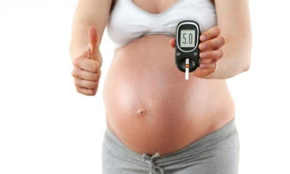 Σακχαρώδης διαβήτης στην εγκυμοσύνη