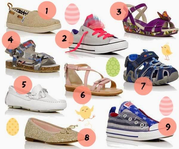 Πως να επιλέξω σωστά τα πρώτα παπούτσια του μωρού μου.