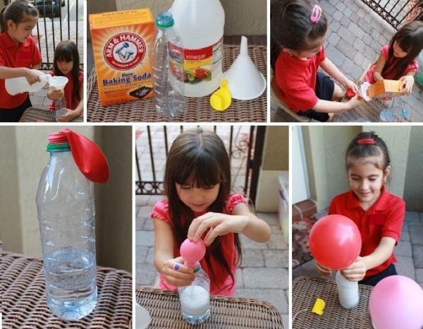 Φουσκώστε τα μπαλόνια με μαγικό τρόπο!