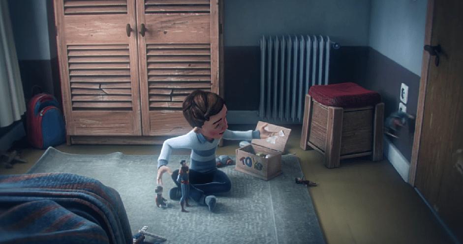 Ενδοοικογενειακή βία: ένα Ελληνικό video animation που αξίζει να δείτε