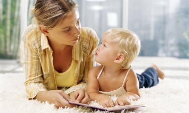 Πως πρέπει να ενθαρρύνω το παιδί μου να μιλήσει;