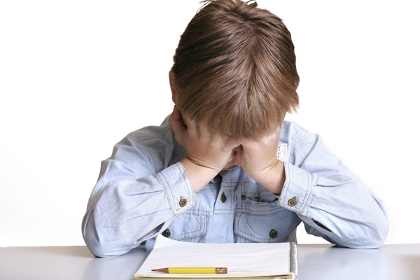 Το άγχος στα μικρότερα παιδιά