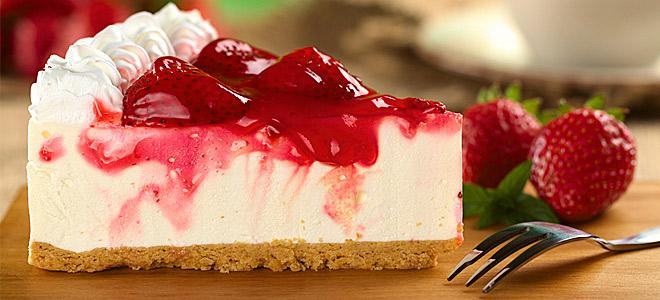 Εύκολη και γρήγορη συνταγή για Cheesecake