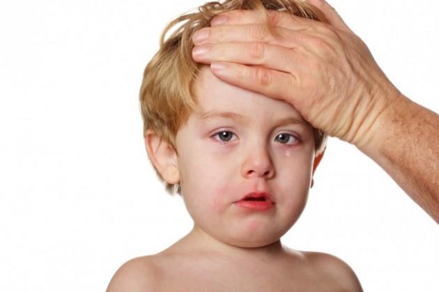 Τι είναι η Ιγμορίτιδα στα παιδιά;