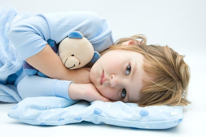 Παιδιά: Νυχτερινές εφιδρώσεις