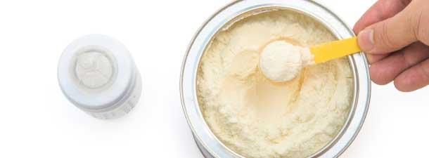 Γιατί είναι ωφέλιμο το γάλα σε σκόνη για τα μωρά;