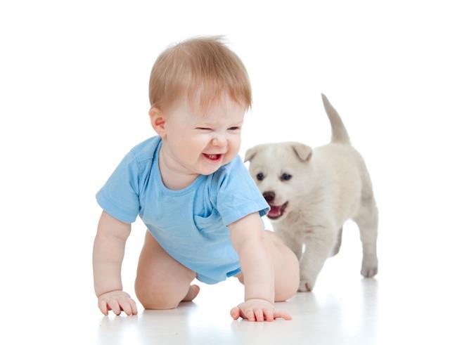 Γιατί είναι σημαντικό ένα παιδί να μπουσουλήσει;