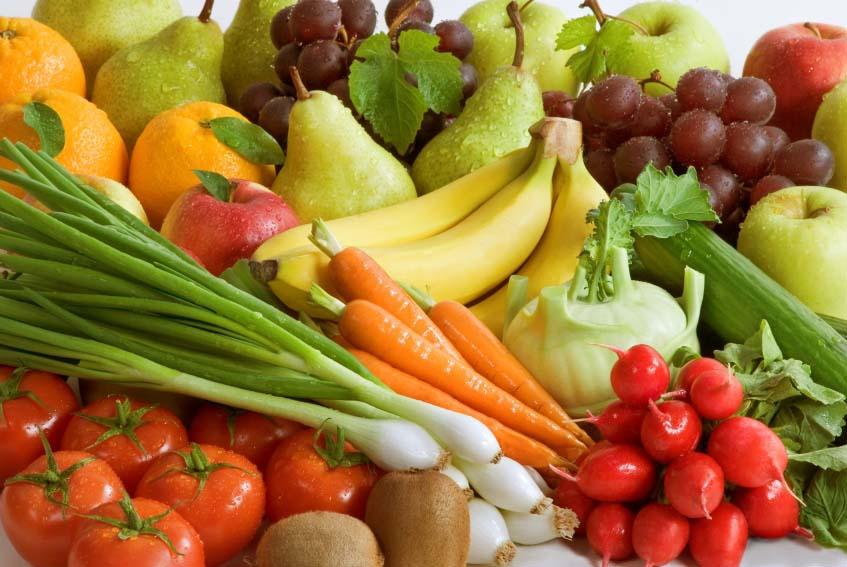 Φρούτα και λαχανικά. Ποιά η κατάλληλη εποχή τους, αναλυτικός πίνακας