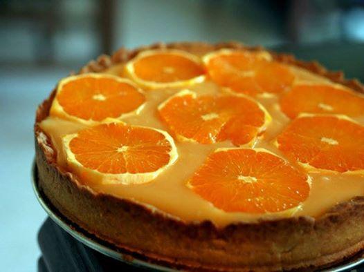 Συνταγή για μια νόστιμη πορτοκαλόπιτα