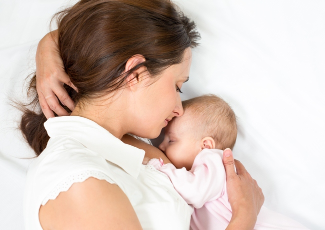 Μητρικός θηλασμός… σταθερή αξία!