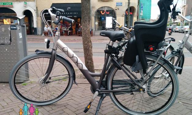 Η «πρώτη» μου εμπειρία με το ποδήλατο