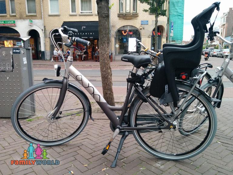 """Η """"πρώτη"""" μου εμπειρία με το ποδήλατο"""