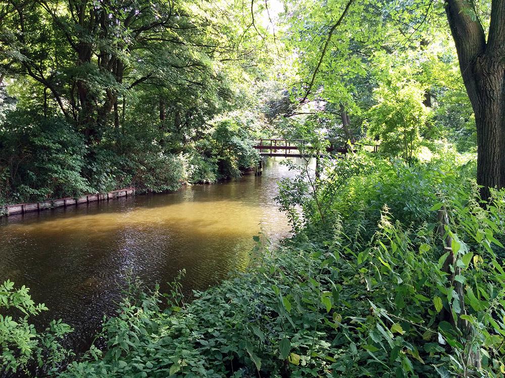 westbroekpark river